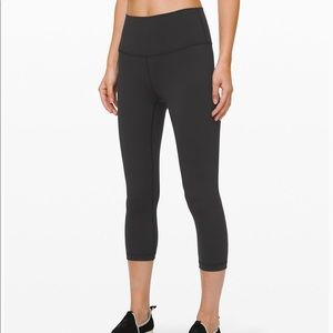 "Lulu Lemon Wunder Under 21"" Leggings"